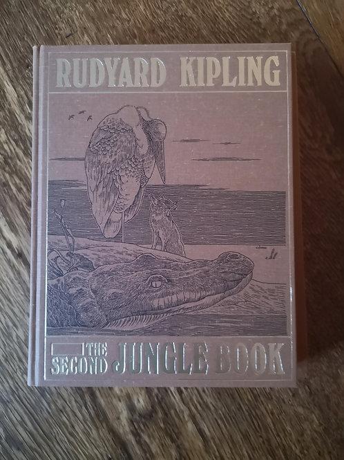The Second Jungle Book by Rudyard Kipling