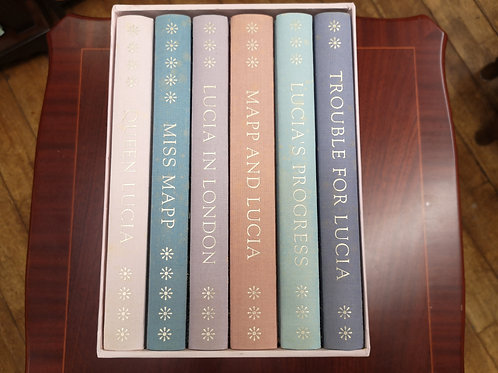 Mapp & Lucia Collection by E.F. Benson