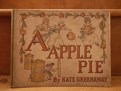 A, Apple Pie by Kate Greenaway