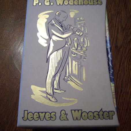 Bijou Recommends... PG Wodehouse