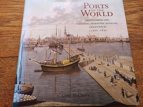 Ports of the World by Cindy McCreery