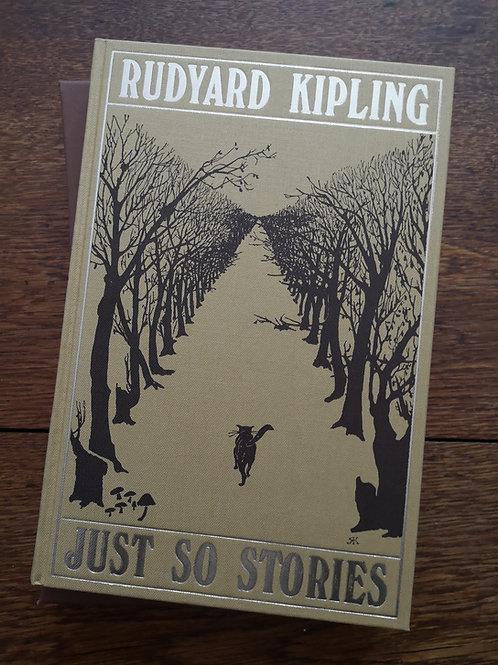 Just So Stories (Yellow) by Rudyard Kipling