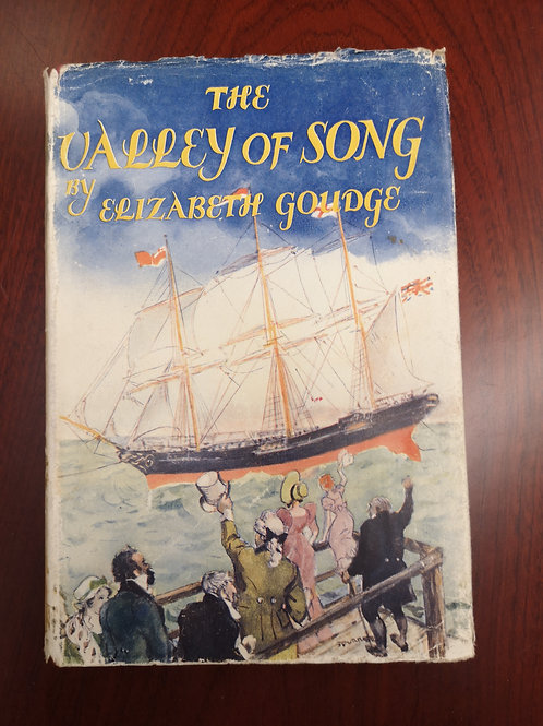 The Valley of Song by Elizabeth Goudge