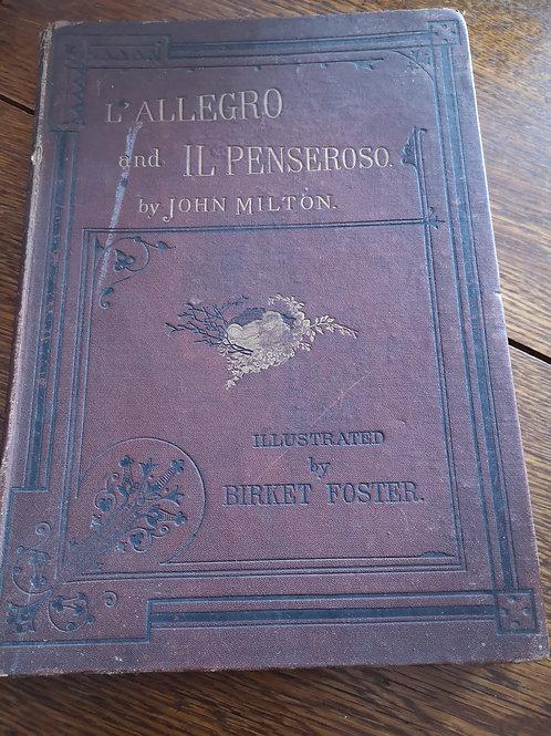 L'Allegro and Il Penseroso by John Milton