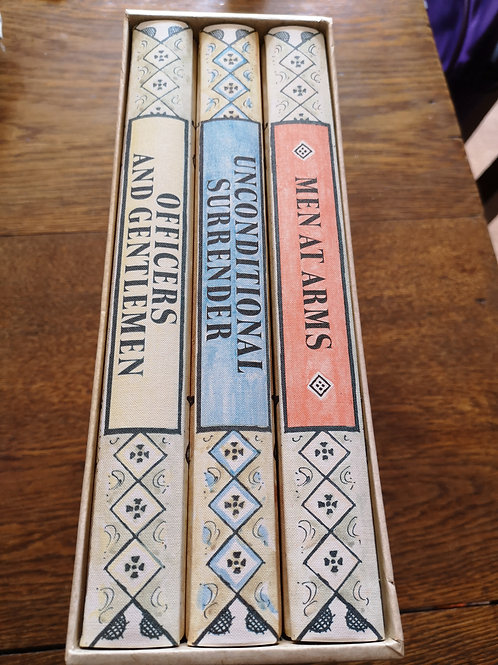 Sword of Honour Trilogy by Evelyn Waugh