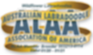 Wildflower Labradoodles ALAA Logo 2020 (