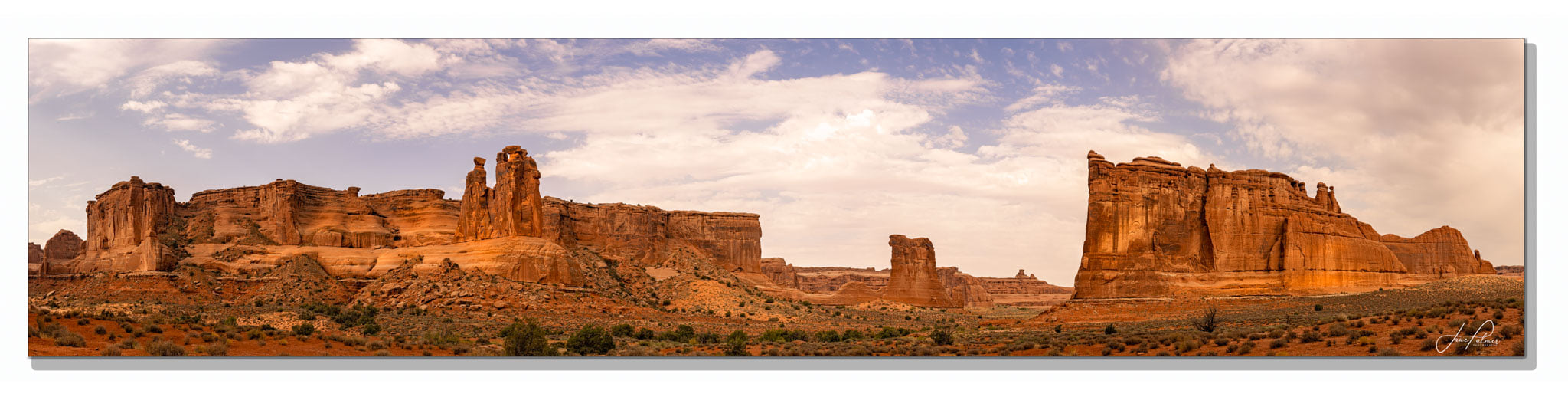 Arches Pano