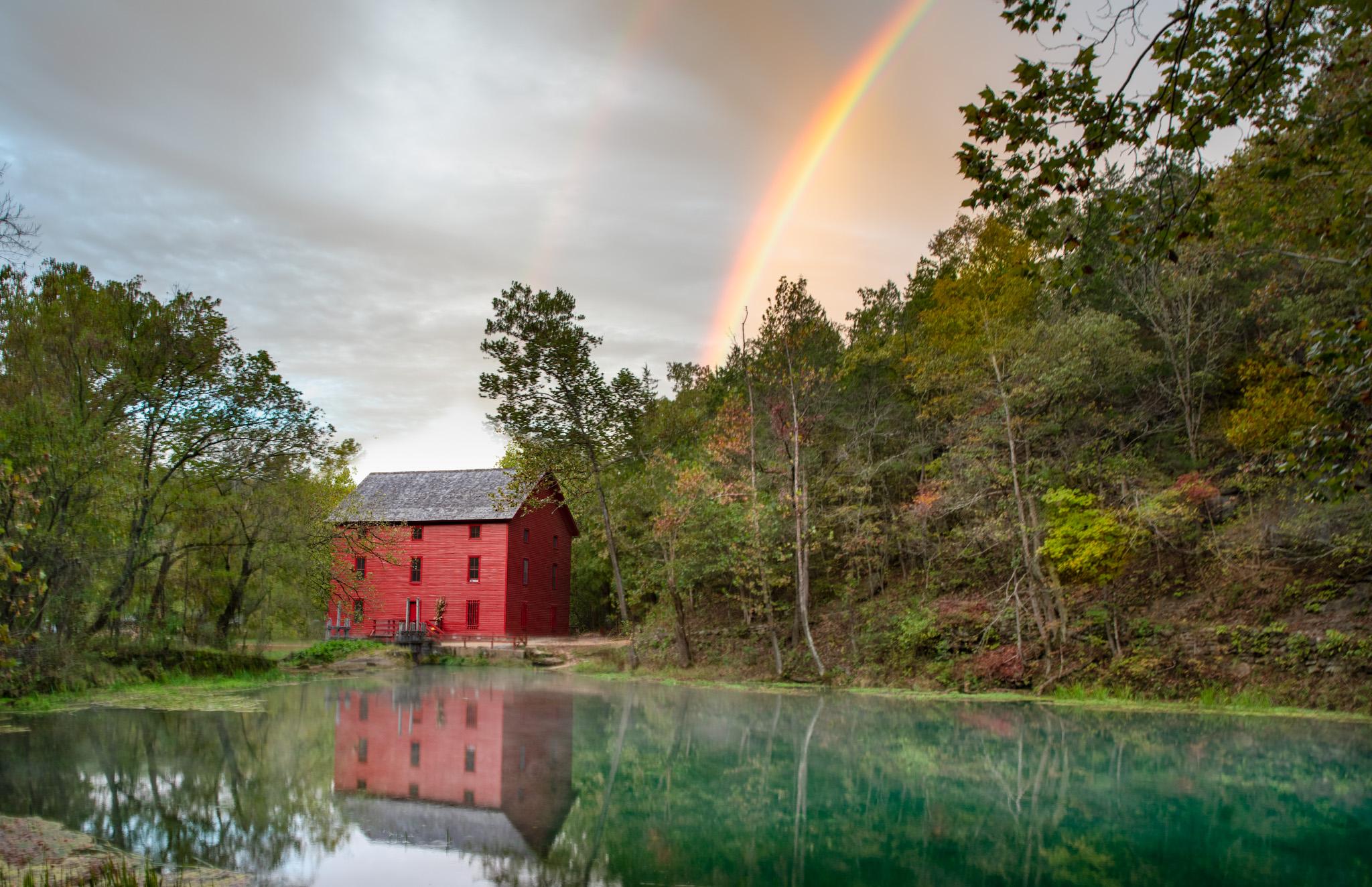 Alley Mill Rainbow