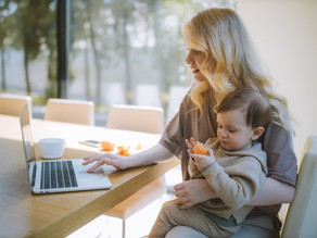 How to Care For an Infant While Working From Home