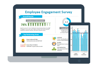 Employee Engagement Survey Reporting