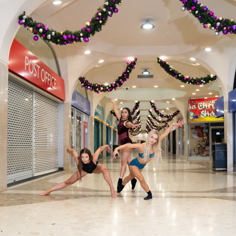 shopping with dancers.jpg
