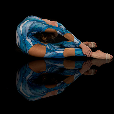dancers can certainly bend