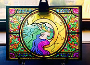 Stained Glass Printing