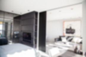 bedroom - open view