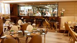 Restaurant monaco kitchen