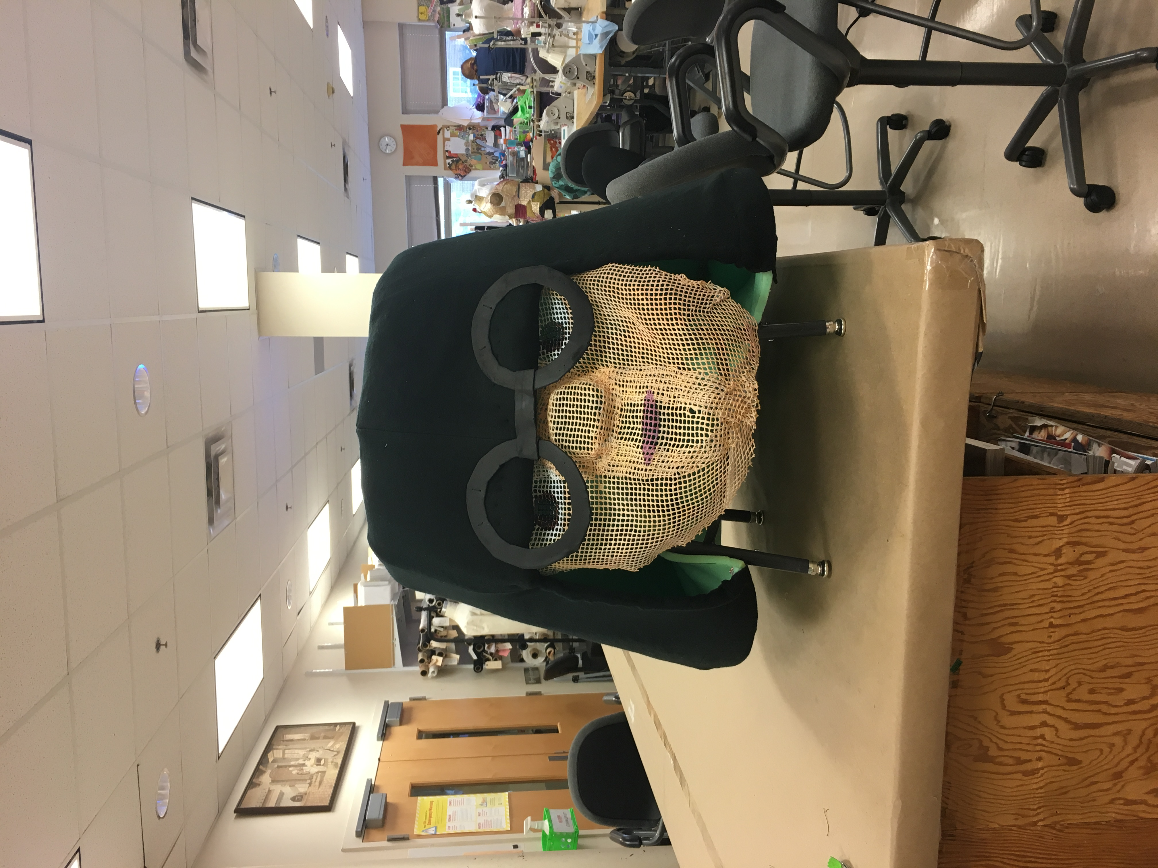 Mascot Head