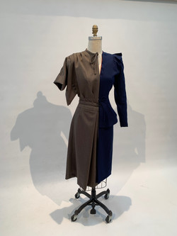Utility Dress, early 1940s