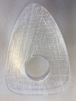 Laser Cut Scale