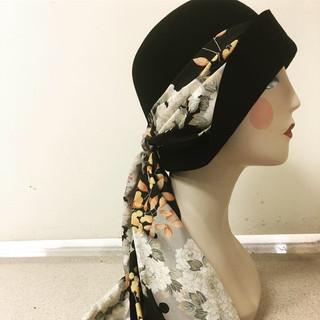 Felt and Silk Hat, UNC Chapel Hill