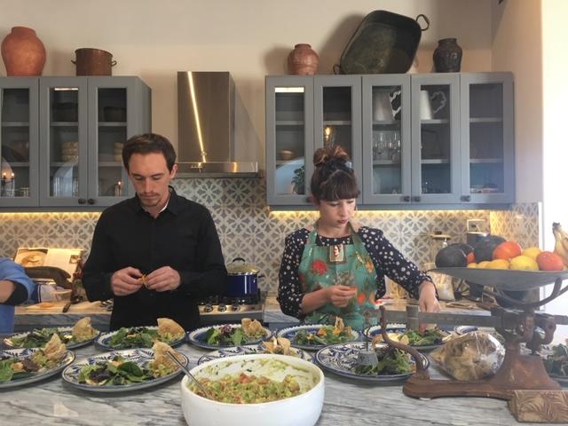 Clases de cocina/ Cooking Lessons