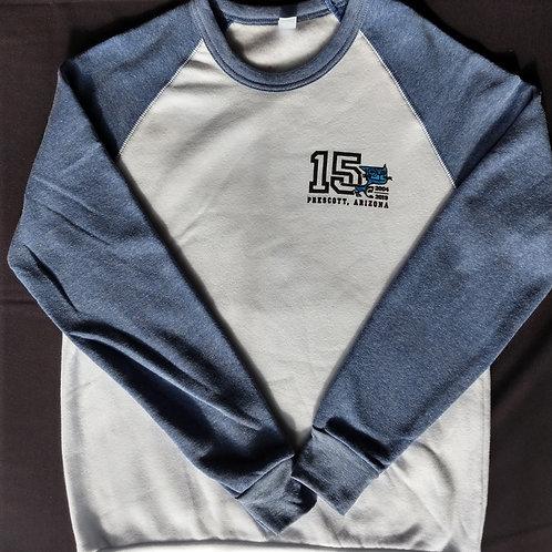 15 Year Unisex Sweatshirt