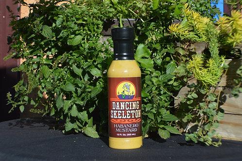 Dancing Skeleton Sauce - Habanero Mustard
