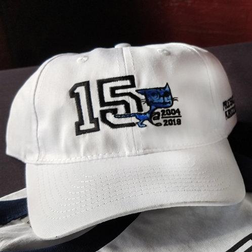 15 Year Anniversary Hat
