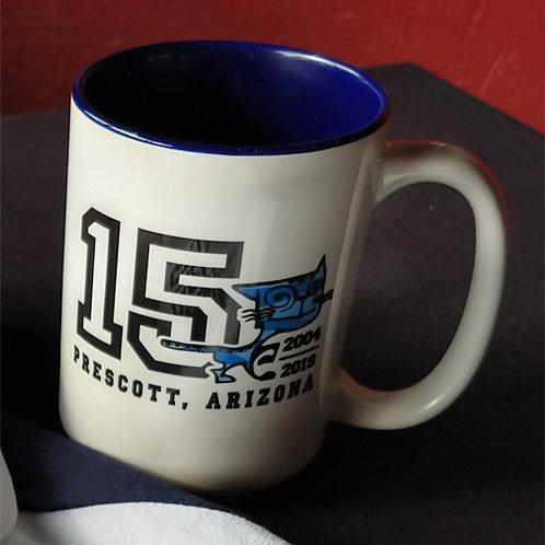 15 Year Anniversary Mug