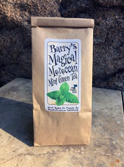 Barry's Magical Moroccan Mint Tea