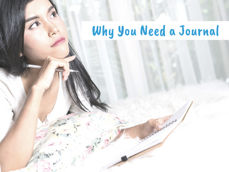 Why You Need a Journal