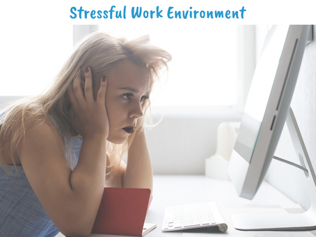 HSPs – How to Deal with a Stressful Work Environment
