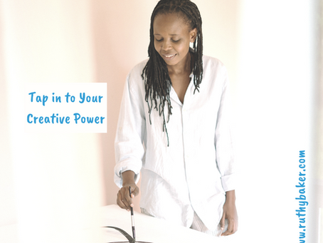 Tap in to Your Creative Power
