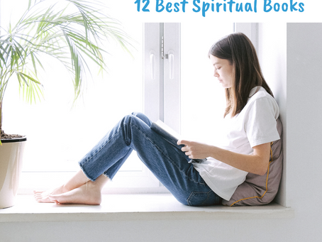 12 Best Spiritual Books