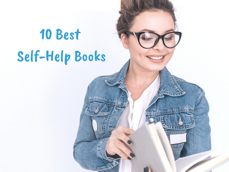 10 Best Self-Help Books