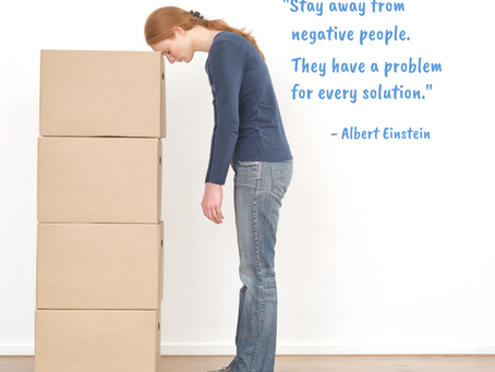 Don't ask a Negative Person for a Positive Solution!