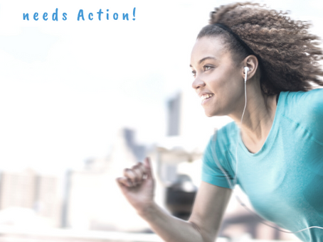 The Law of Attraction Needs Action!