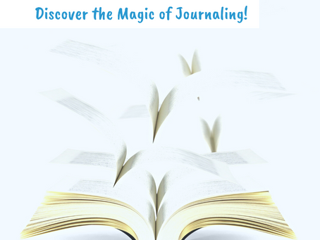 Discover the Magic of Journaling!