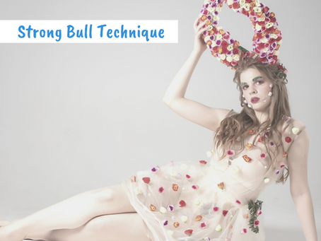 Strong Bull Technique will Make You Feel Strong Inside!