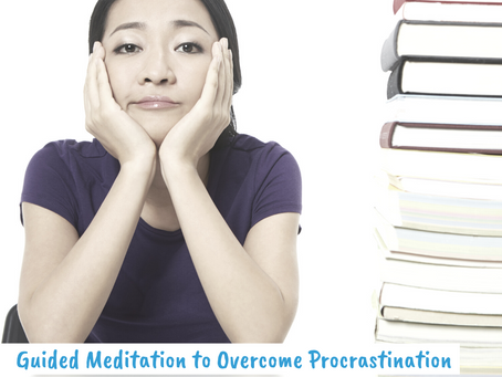 Guided Meditation to Overcome Procrastination – Sleep Story for Adults