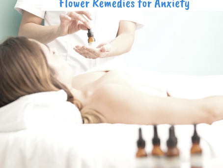 Flower Remedies for Anxiety