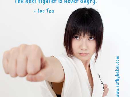 How to Deal with Anger (the alternative way!)