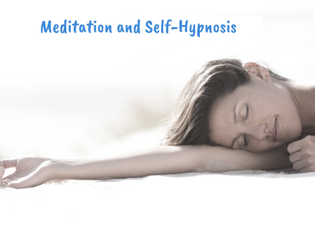 Meditation and Self-Hypnosis