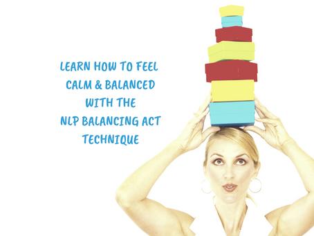 NLP Balancing Act