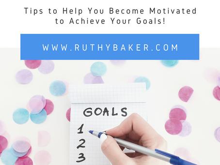 Be a Motivated Badass!