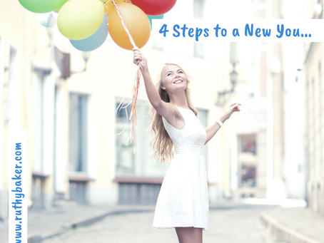 Four Steps to a New You