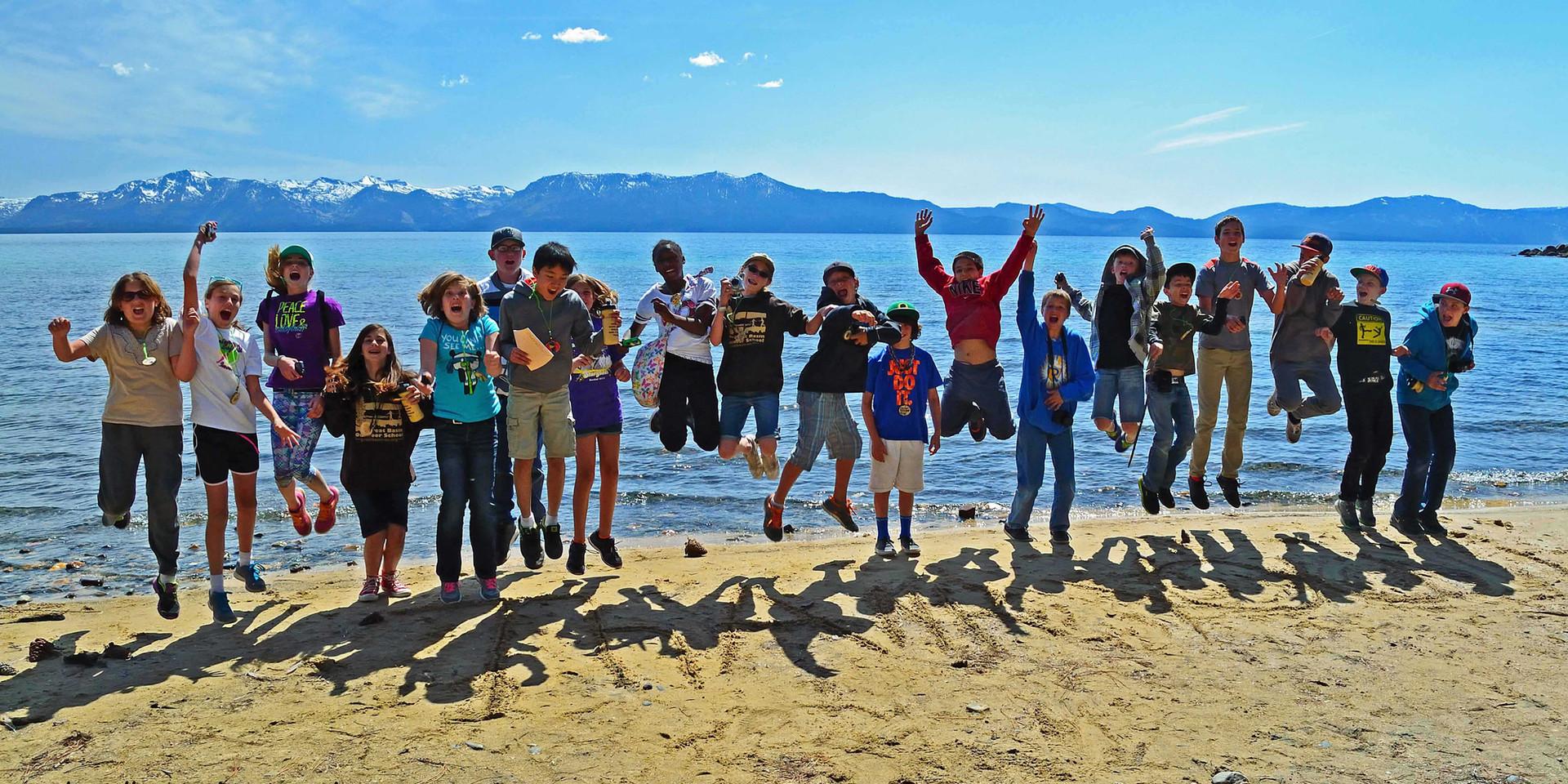Camp Galilee on Lake Tahoe