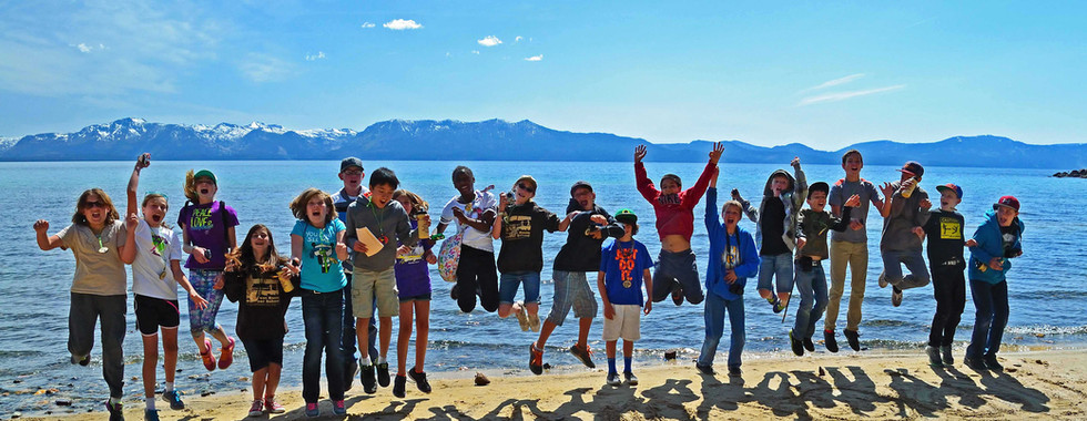Camp Galilee on Lake Tahoe