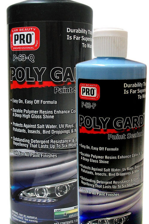 Pro Car P-63 Poly-Gard Paint Sealant
