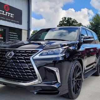 2021 Lexus LX570