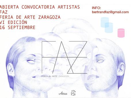 Feria de arte zaragoza (FAZ)